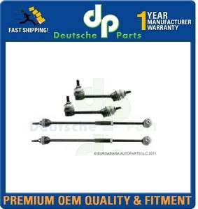 LINCOLN LS REAR SWAY BAR LINK TORQUE TIE ROD SET