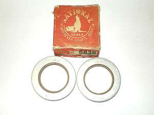 CHRYSLER DODGE DESOTO PLYMOUTH TRUCK FRONT WHEEL SEALS 1950 1951 1952