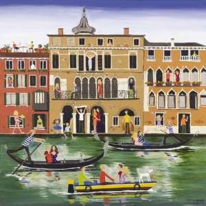 Venice 200 Piece Wooden Jigsaw Puzzle Toys & Games