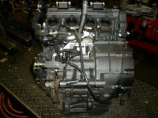 11 Yamaha YZF R1 Engine Motor Runs Great WS6