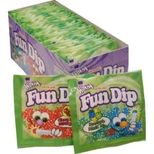 Wonka Fun Dip Candy Grocery & Gourmet Food