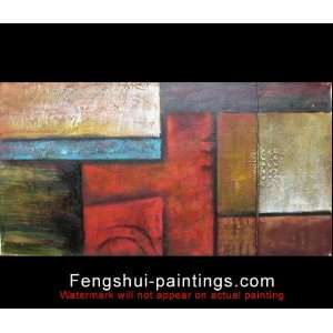 Oil Painting Abstract Art Abstract Modern Painting c0696