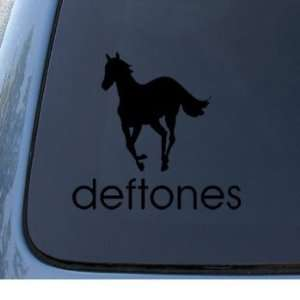 DEFTONES WHITE PONY   Car, Truck, Notebook, Vinyl Decal Sticker #1089