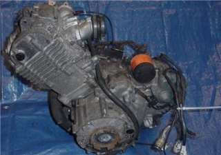 GRIZZLY 660 RHINO ENGINE MOTOR TRANSMISSION COMPLETE READY TO INSTALL
