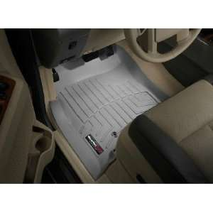 2007 2010 Ford Expedition Grey WeatherTech Floor Liner (Full Set) [2nd