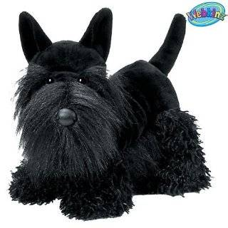 Webkinz Virtual Pet Plush   SCOTTISH TERRIER (BLACK