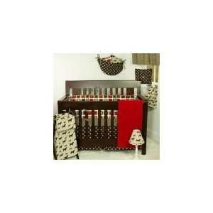 Houndstooth Baby Boy Crib Bedding Set Baby