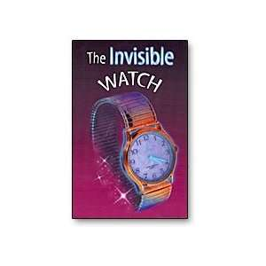 The Invisible Watch Magic Trick by Gaetan Bloom