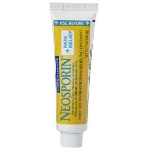 Neosporin Plus Pain Relief Antibiotic Ointment, Maximum