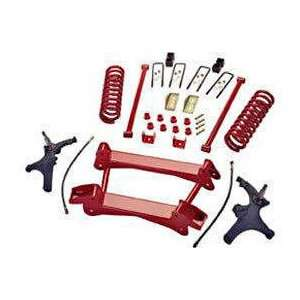 Rancho Suspension RS6561 Lift Kit Automotive