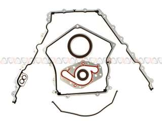 01 06 Chrysler Dodge V6 2.7L DOHC MLS Full Gasket Set