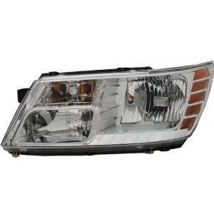 com TYC Dodge Journey Driver & Passenger Side Replacement HeadLights