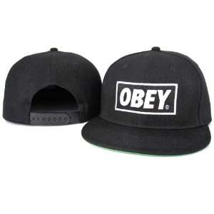 Obey Snapback Hat Cap CO5
