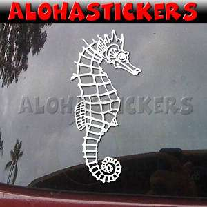 SEAHORSE Sea Horse Car Window Vinyl Decal Sticker B28
