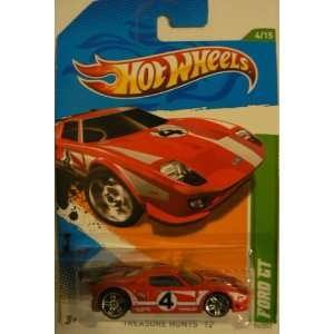 NEW Hot Wheels Treasure Hunt #4/15 Ford GT Rare LOOK