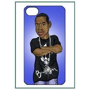 Jay Z Pop Star iPhone 4s iPhone4s Black Designer Hard Case