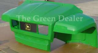 JOHN DEERE GATOR HOOD AND FENDERS FITS 4X2 6X4
