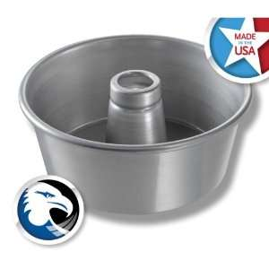 Chicago Metallic Bakeware Aluminum #654 Angel Food Tube Cake Pan