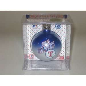 TEXAS RANGERS (2 5/8 In Diameter) Multi Color CHRISTMAS