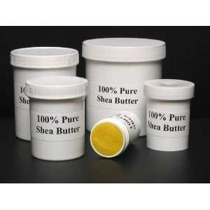 Shea Butter 100% Pure African 1 lb. (Catalog Category Wound Care