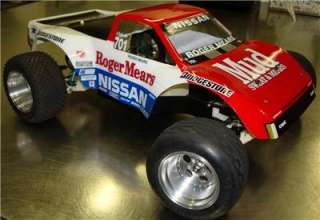 Team Associated RC10T RC10 1/10 scale stadium truck **Nice**
