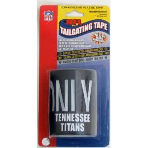 Tennessee Titans Tailgating Tape