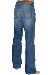 Lucky Brand Mens Relaxed Bootleg Jeans