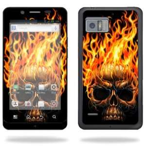 Protective Vinyl Skin Decal Cover for Motorola Droid