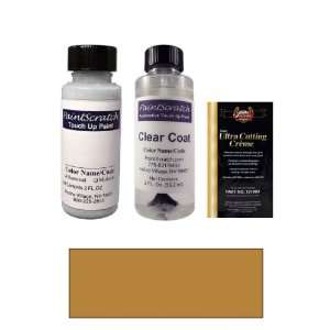 Tan Metallic Paint Bottle Kit for 1988 Dodge Ram Wagon (DU6/DT6615