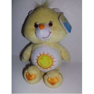 Care Bears Original Funshine Bear Plush Toys & Games