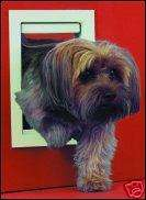 IDEAL Original PET Dog Cat DOOR Size Small 5x7