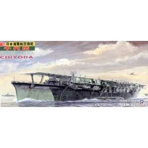 Navy WWII Aircraft Carrier Chitose Class Chiyoda Kit Toys & Games