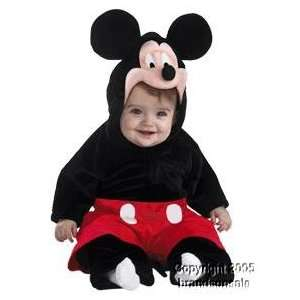 Disney Infant Baby Mickey Mouse Costume (3 12 Months) Toys & Games