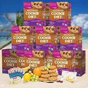 Diet® Chocolate Chip 60 day Supply Valentine Day Gift Health