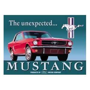 Kitchen Refrigerator Magnet Ford Mustang Car #M579