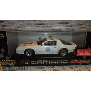 CAMARO Z28 ARIZONA HIGHWAY PATROL DIE CAST POLICE CAR Toys & Games