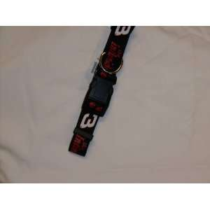 NASCAR Licensed Dale Earnhardt # 3 Adjustable Nylon Dog