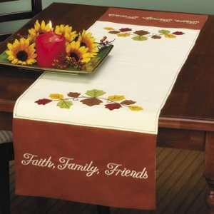 Fall Leaves Table Runner   Tableware & Table Covers