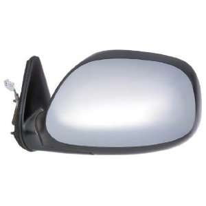 Toyota Tundra Driver Side Mirror Electric Power Black Left Door