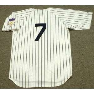 MICKEY MANTLE New York Yankees 1951 Majestic Cooperstown