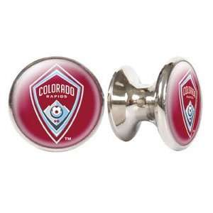 Rapids MLS Stainless Steel Cabinet Knobs / Drawer Pulls (2 pack