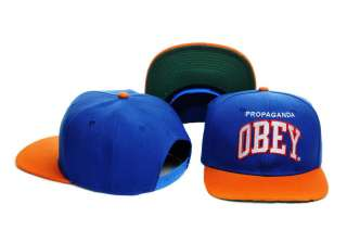 NEW OBEY COUTURE SNAPBACK HAT CAP 100% COTTON HOTEST ADJUSTABLE ONE