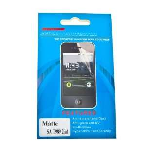 Anti glare Matte Screen Protector for T mobile Samsung
