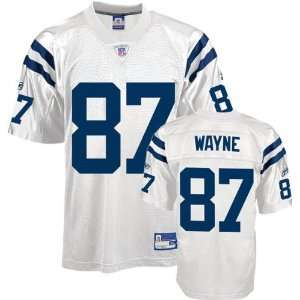 Reggie Wayne White Indianapolis Colts Youth NFL Replica