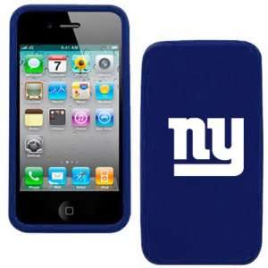 NFL New York Giants Royal Blue Silicone iPod Touch Case