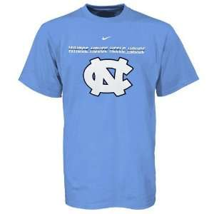 Nike North Carolina Tar Heels (UNC) Youth Carolina Blue School Pride T