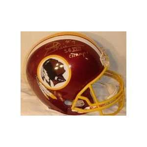 Joe Theismann Autographed Washington Redskins Full Size