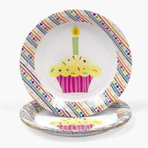 Happy Birthday Dessert Plates   Teacher Resources & Birthday Supplies