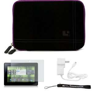 Micro Home Charger + a Anti Glare Screen Protector + Includes 4 inch