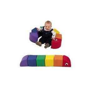 Baby Inchworm, Soft Play Pillow Baby